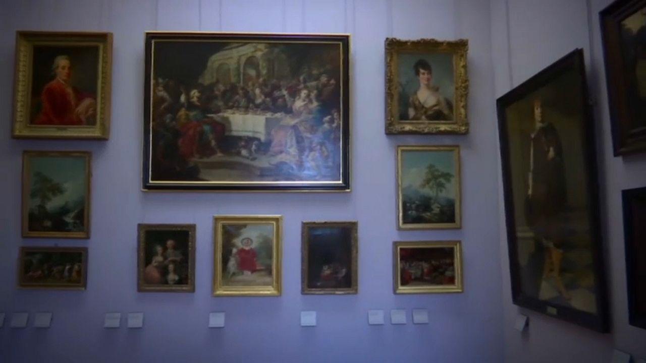 Louvre Müzesi tabloların sahiplerini arıyor