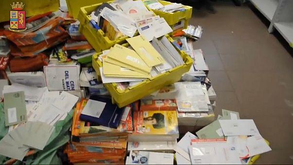 Ленивый почтальон