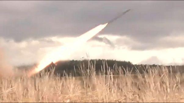 Ucrânia testa míssil nacional