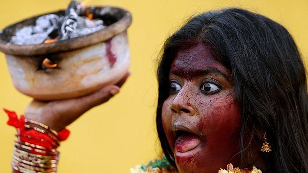 Thaipusam, la fête de l'extrême