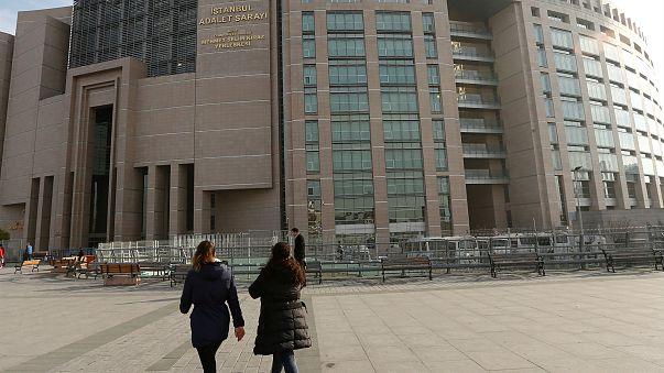 Uluslararası Af Örgütü'nün Türkiye Şubesi Yönetim Kurulu Başkanı Taner Kılıç'a tahliye