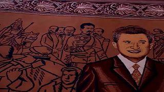 Árverésen a Ceaușescu-korszak kegytárgyai
