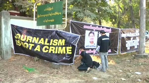 Myanmar court set to decide on bail for Reuters reporters