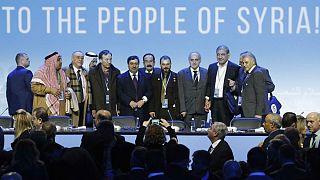 Congress of National Dialogue in Sochi