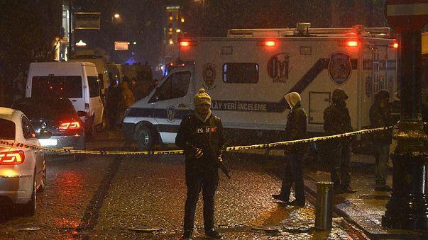 Sultanahmet'teki canlı bomba saldırısı davasında müebbet kararı