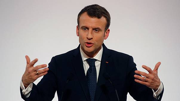 French president blasts attack on 8-year-old boy