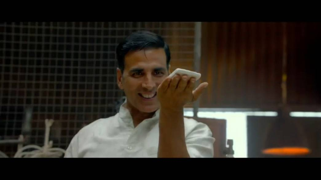 İddialı bir Bollywood filmi: Hijyenik ped adam
