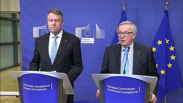 """Romanya cumhurbaşkanı Iohannis: """"Yargı bağımsızlığı önemli"""""""