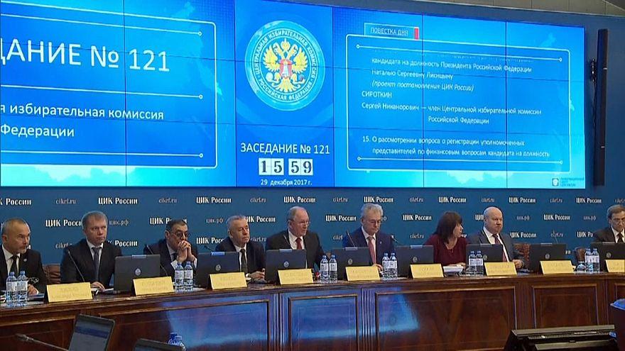 Presidenziali in Russia, depositate tutte le candidature