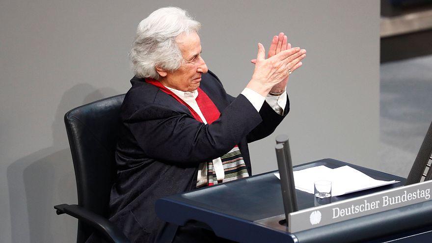 Bundestag gedenkt NS-Opfer