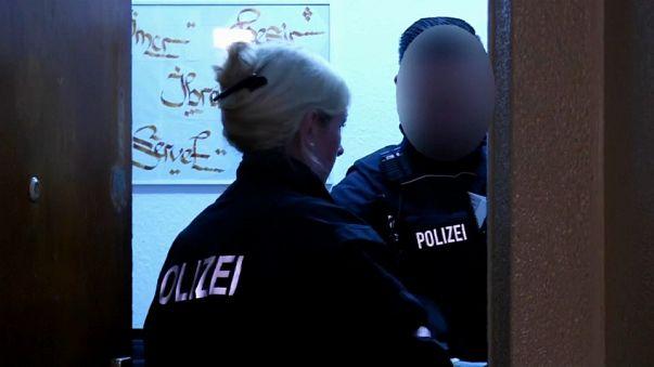 Golpe al tráfico de inmigrantes de Alemania