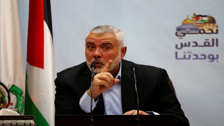 الخارجية الأمريكية تدرج إسماعيل هنية وتنظيمين مصريين على قوائم الإرهاب