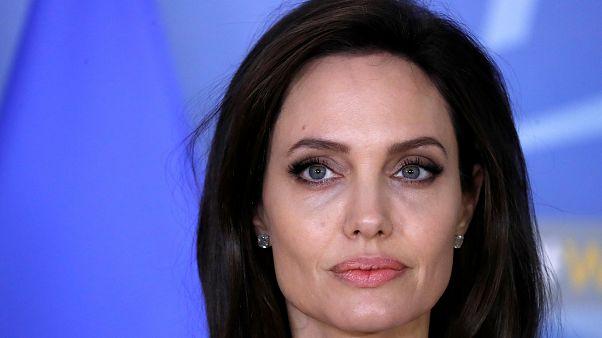 """Angelina Jolie und NATO gegen """"Vergewaltigung als Waffe"""""""