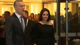 Angelina Jolie manifesta-se sobre a violência contra as mulheres