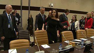 Angelina Jolie y la OTAN impulsan la lucha contra la violencia sexual en conflictos