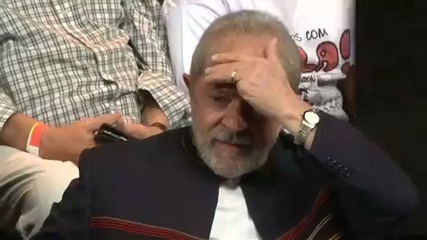 Lula à frente em sondagem eleitoral