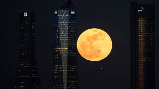 La lune de sang, un phénomène exceptionnel