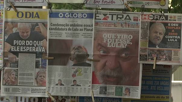Brezilya'da siyasi belirsizlik