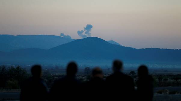 Syrie : l'offensive d'Afrine s'intensifie