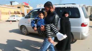 Suriye'den atılan roket saldırılarında can kayıpları artıyor