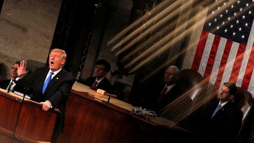 Trumps Rede zur Lage der Nation