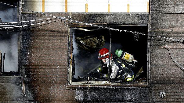 Giappone: 11 morti per un incendio in un centro per anziani senzatetto