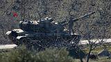 ترکیه: سخنان ماکرون درباره عملیات عفرین توهین آمیز است