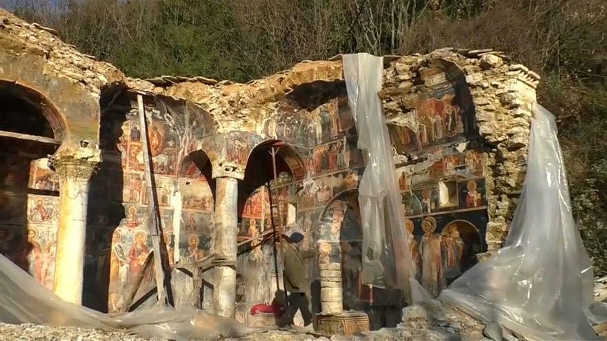 Albaniens christliches Kulturerbe verfällt