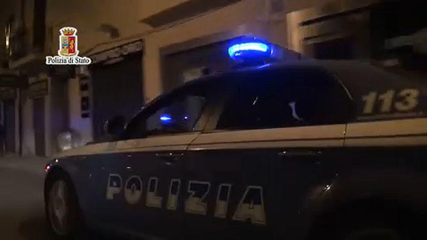 Őrizetben a szicíliai maffia több vezére