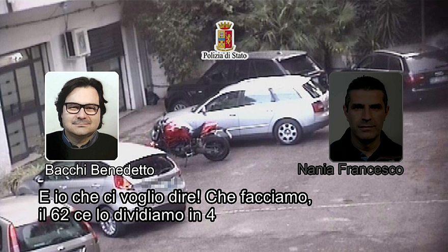 Gioco d'azzardo e mafia: 31 arresti a Palermo