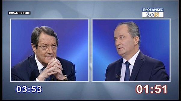 Presidenziali a Cipro: dibattito prima del ballottaggio