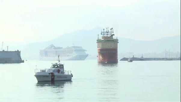 Frontex'in görev alanı genişletildi