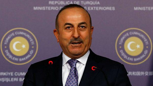 Çavuşoğlu Fransa'ya Cezayir'i hatırlattı
