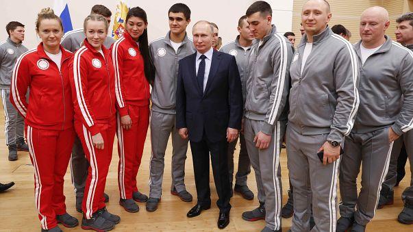 Anulada suspensão de 28 atletas russos