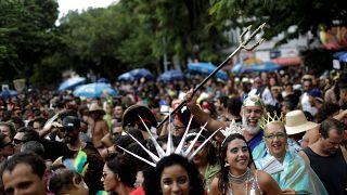 Καρναβάλι και σύγχρονη δουλεία