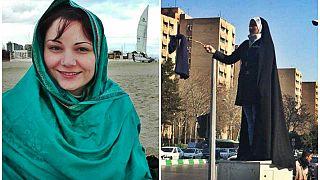 روز جهانی حجاب؛ دفاع از انتخاب پوشش اسلامی در غرب، اعتراض به حجاب اجباری در ایران