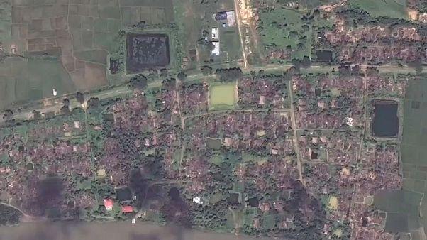 Massengräber in Myanmar entdeckt