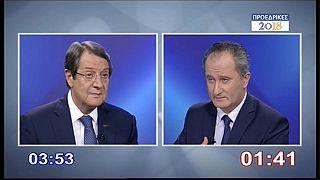 Vor Präsidenten-Stichwahl in Zypern: Anastasiades und Malas im TV