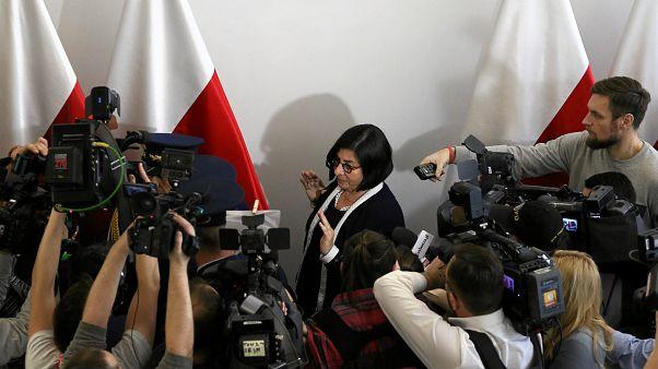 تصویب قانون عدم مسئولیت پذیری لهستان در کشتار یهودیان توسط سنا