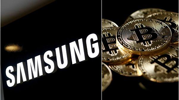 Samsung punta sulle criptovalute