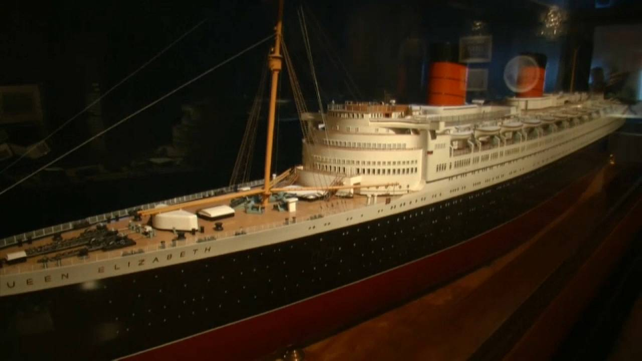 New exhibition explores golden age of ocean travel