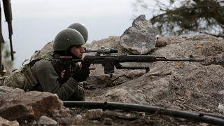 العمليات العسكرية تتواصل في عفرين السورية وتوترٌ في العلاقات التركية ـ الفرنسية