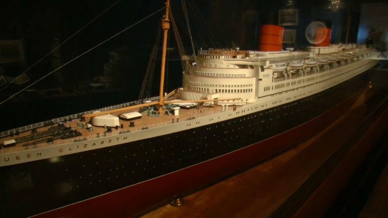 Золотой век океанских лайнеров
