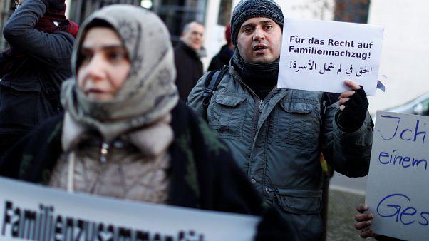 Alemania facilitará la reunificación familiar a los refugiados