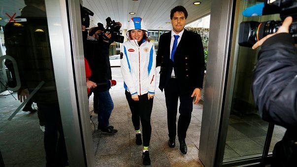"""Atleta russa: """"Estávamos prontos para lutar"""""""