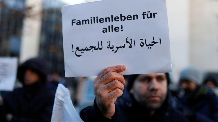 Németország: marad a családegyesítés tiltása