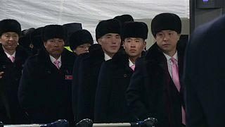 Kuzey Koreli sporcular Güney Kore'ye geçti