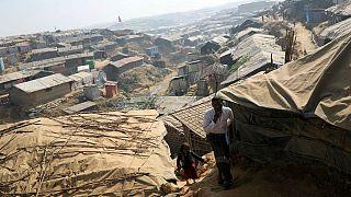 Rohingja tömegsírokat találtak Mianmarban