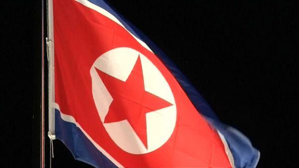 Сборная КНДР прибыла в Южную Корею для участия в Зимних Олимпийских играх