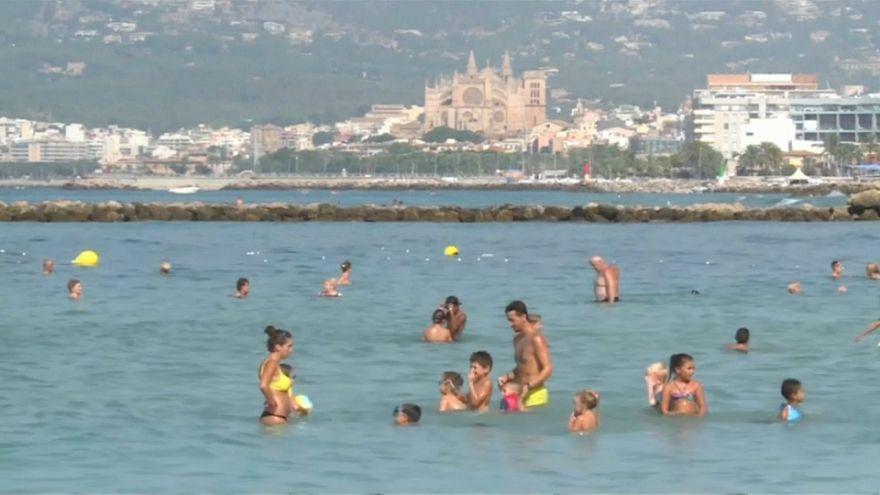 España es el segundo destino turístico del mundo tras Francia